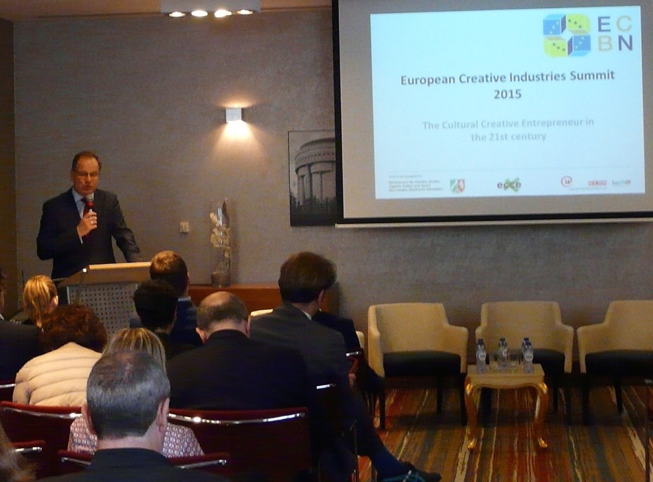 Tibor Navracsics, European Commissioner for Education, Culture, Youth & Sport