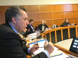 Intergroup Chair Christian Ehler MEP