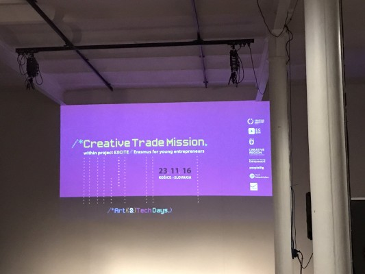 Creative Trade Mission Kosice