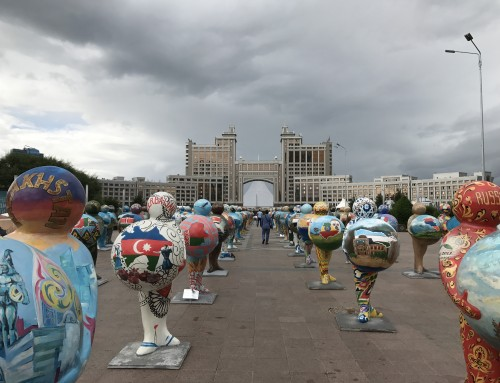 Creative Industries in Kazachstan: Artificial Imagination?
