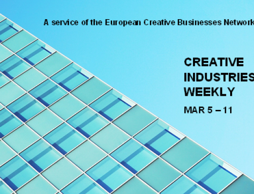 Creative Industries Weekly, March 5 – 11