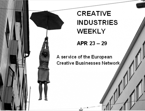 Creative Industries Weekly, April 23 – 29