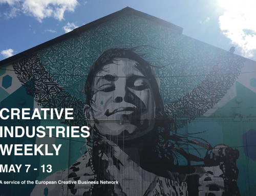 Creative Industries Weekly, May 7 – 13