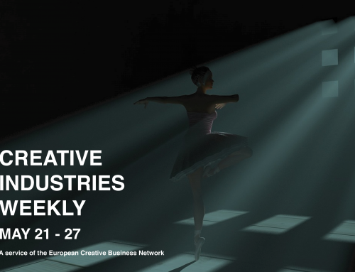 Creative Industries Weekly, May 21 – 27
