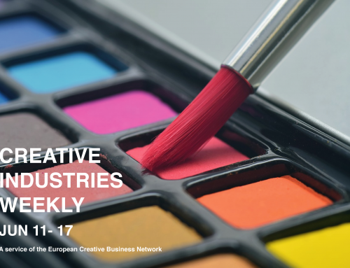Creative Industries Weekly, Jun 11-17