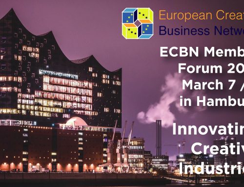 Innovating Creative Industries – Innovative Interactions at ECBN Member Forum 2019